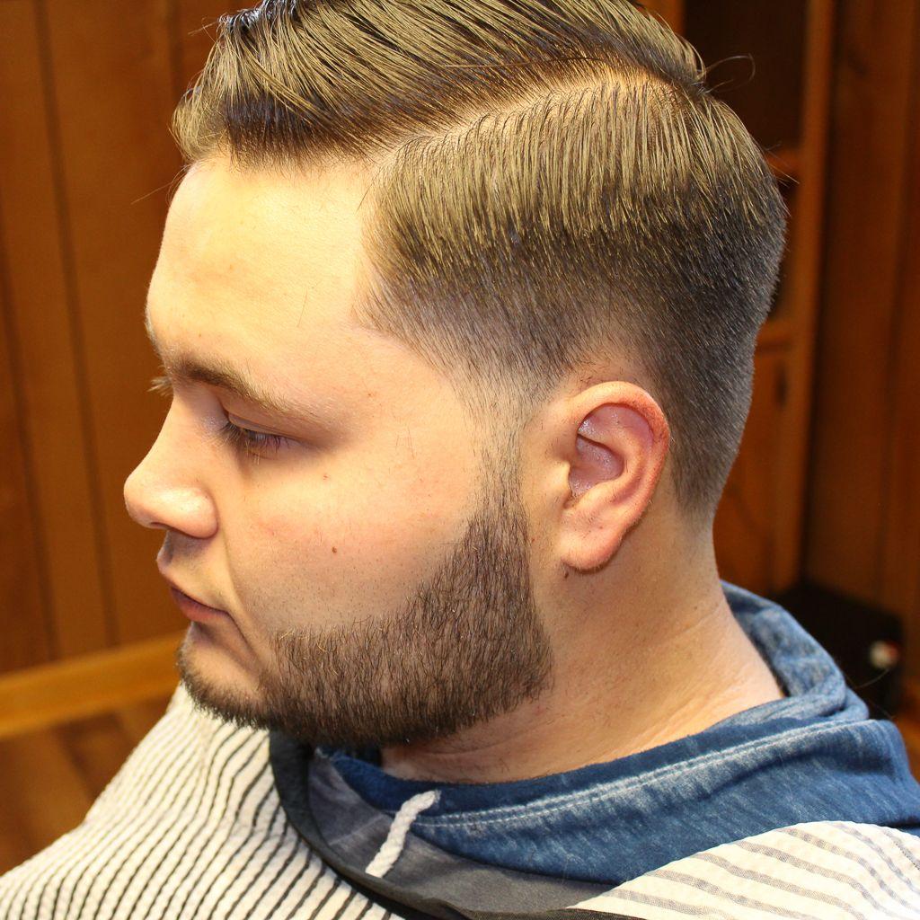 Короткая борода без усов