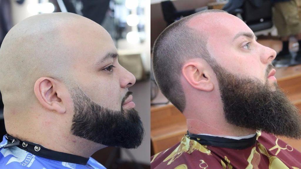 Виды египетской бороды