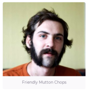 Friendly Mutton Chops