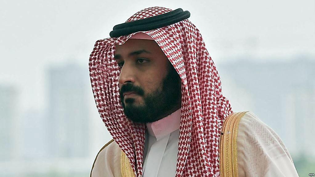 Араб с бородой