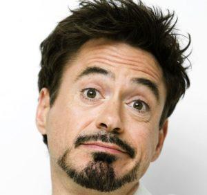 Борода Тони Старка