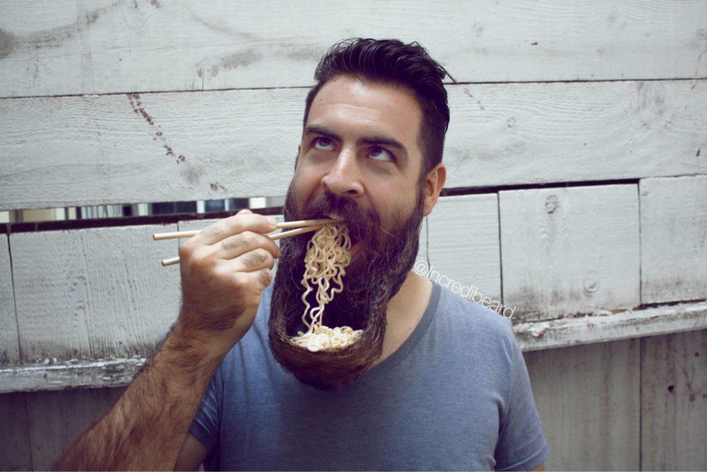 рацион питания для роста бороды