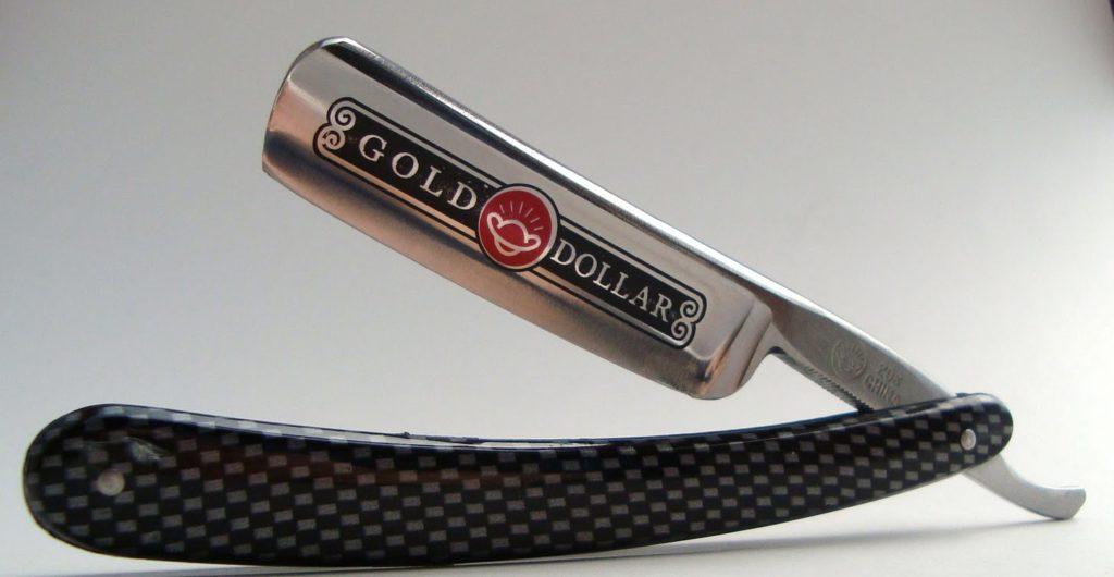 опасная бритва gold dollar