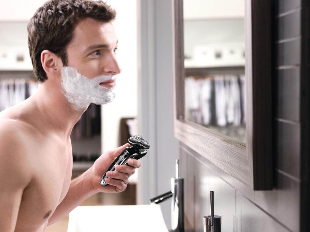 гель для бритья