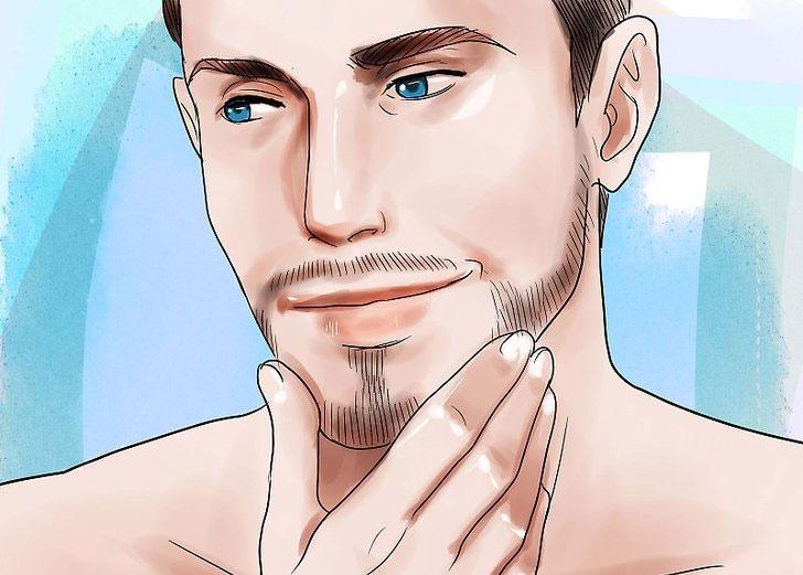 Как брить бороду, чтобы оставалась щетина