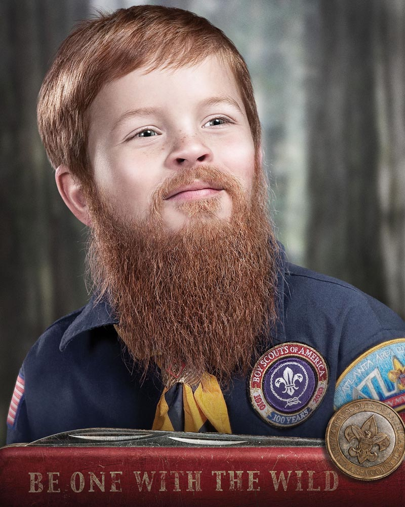 Как отрастить бороду в 14-20 лет