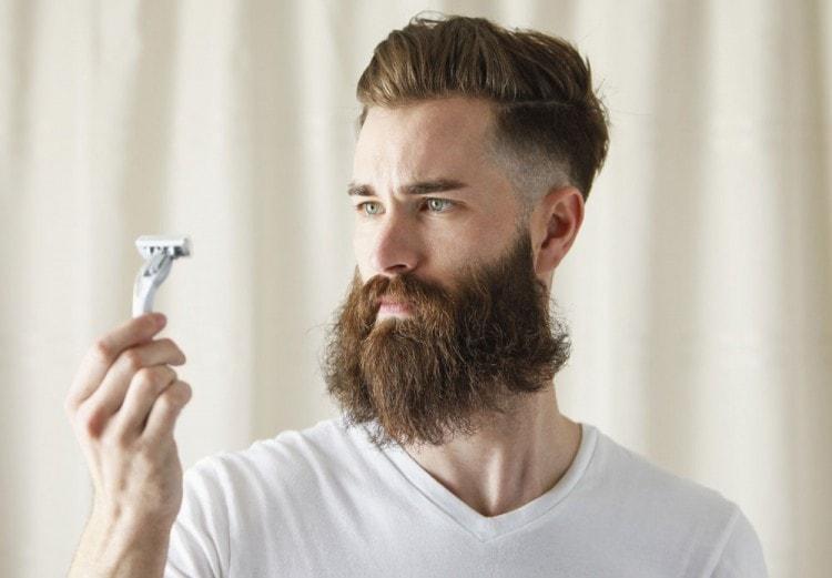 Как часто надо бриться мужчинам
