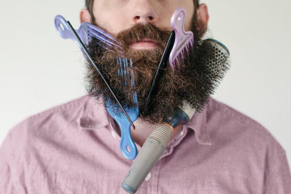 Как сделать рост бороды равномерным