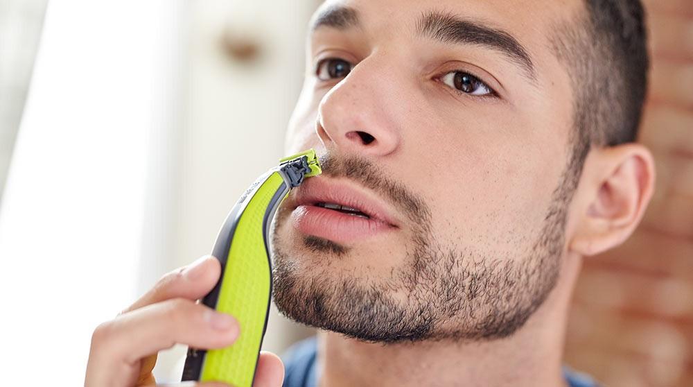 Подготовка к первому бритью