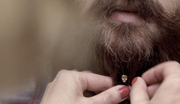 для чего кольцо для бороды