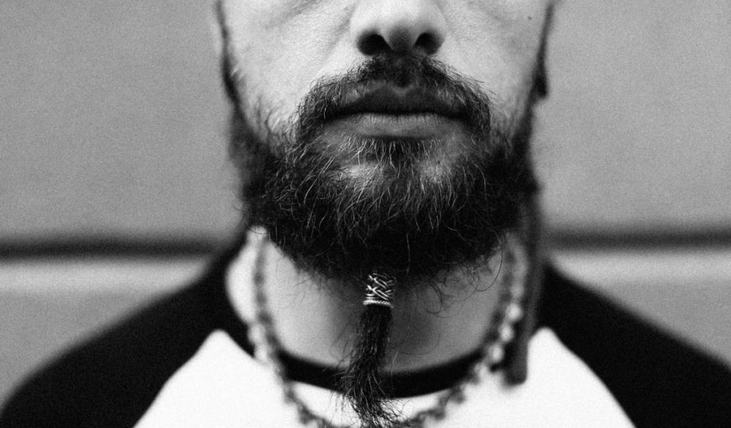 Кольца для бороды