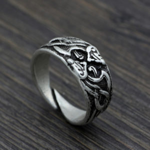 кольцо триксель