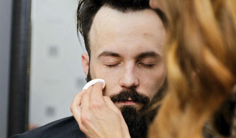 подготовка бороды
