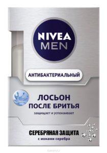 «Серебряная защита» от Nivea