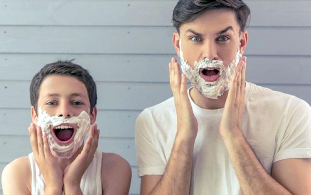 можно ли брить усы в 14 лет