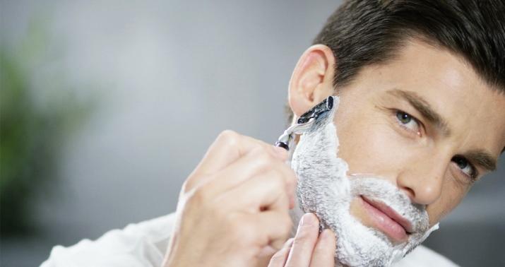 Как правильно бриться, чтобы щетина не появлялась
