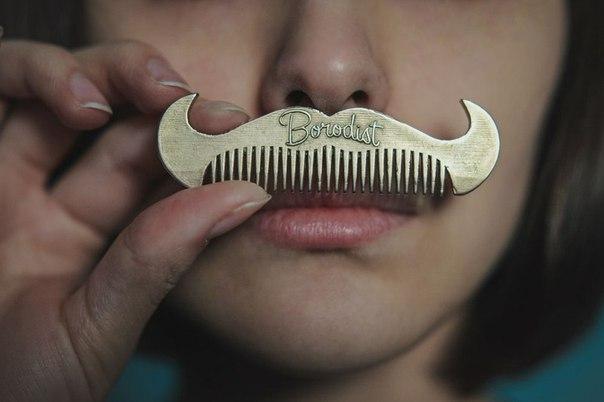 Какой должна быть расческа для бороды