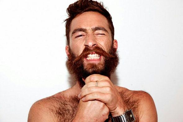 что делать если чешется борода