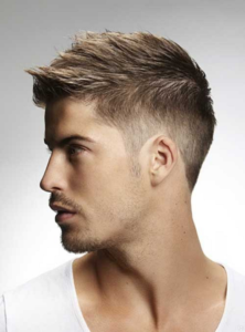Как уложить короткие волосы мужчине в домашних условиях фото thumbnail