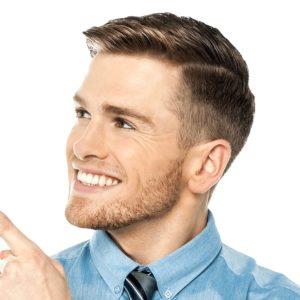 Мужская стрижка Классика