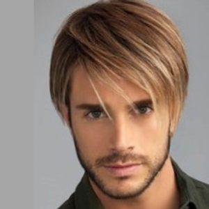 Мужская стрижка для тонких волос Короткий боб