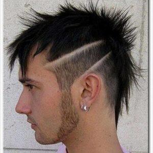 прическа для жестких волос угловая бахрома