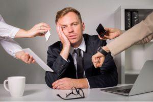 почему лысеют мужчины от стрессовых ситуаций