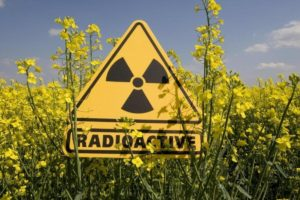 радиация причина облысения