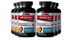 витамины от поседения волос у мужчин