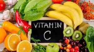 продукты богатые витамином C