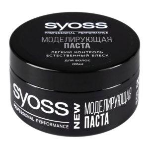 моделирующая паста косметика для волос для мужчин