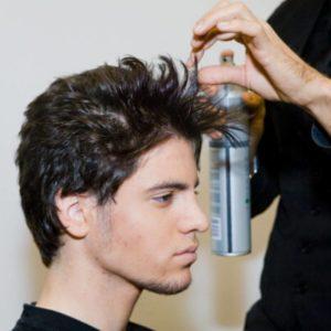 Как уложить волосы мужчине муссом видео thumbnail