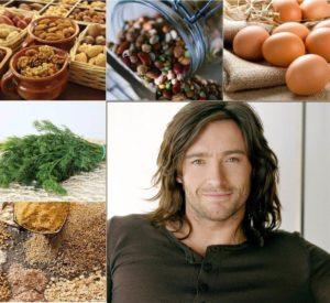питание и рост волос