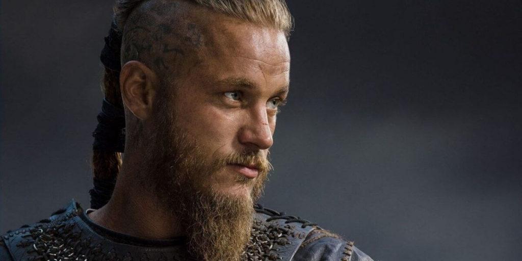 мужские прически викингов