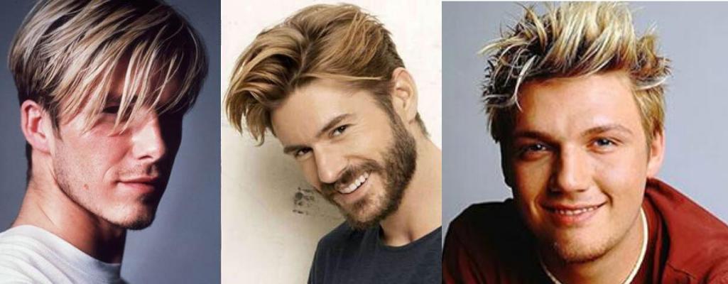 Варианты осветления волос