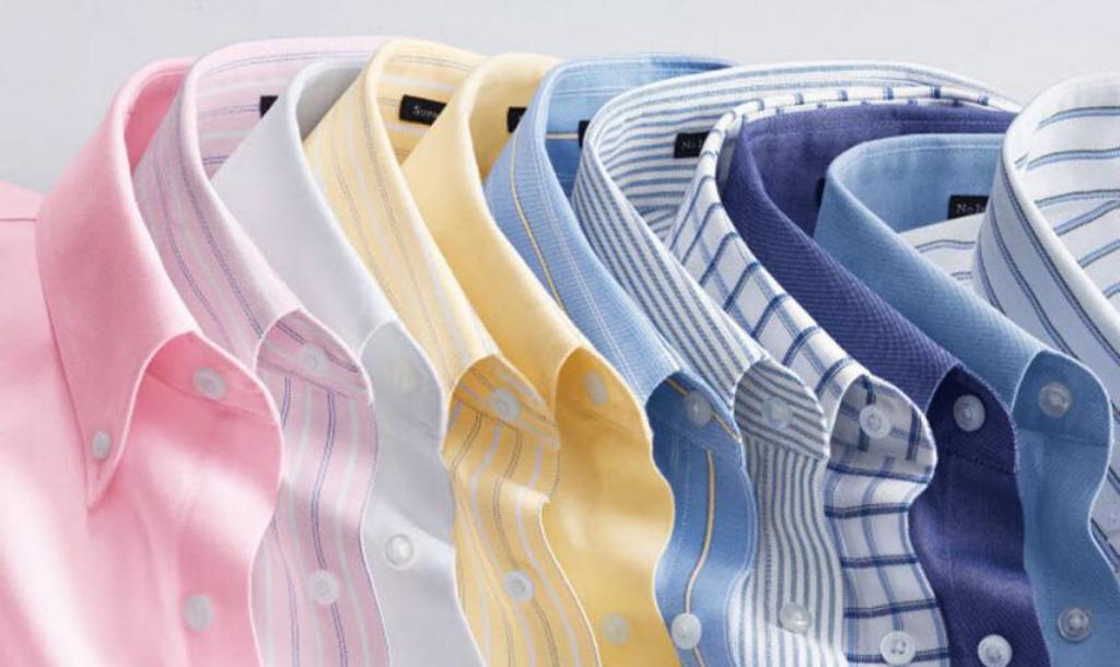 Немнущиеся мужские рубашки
