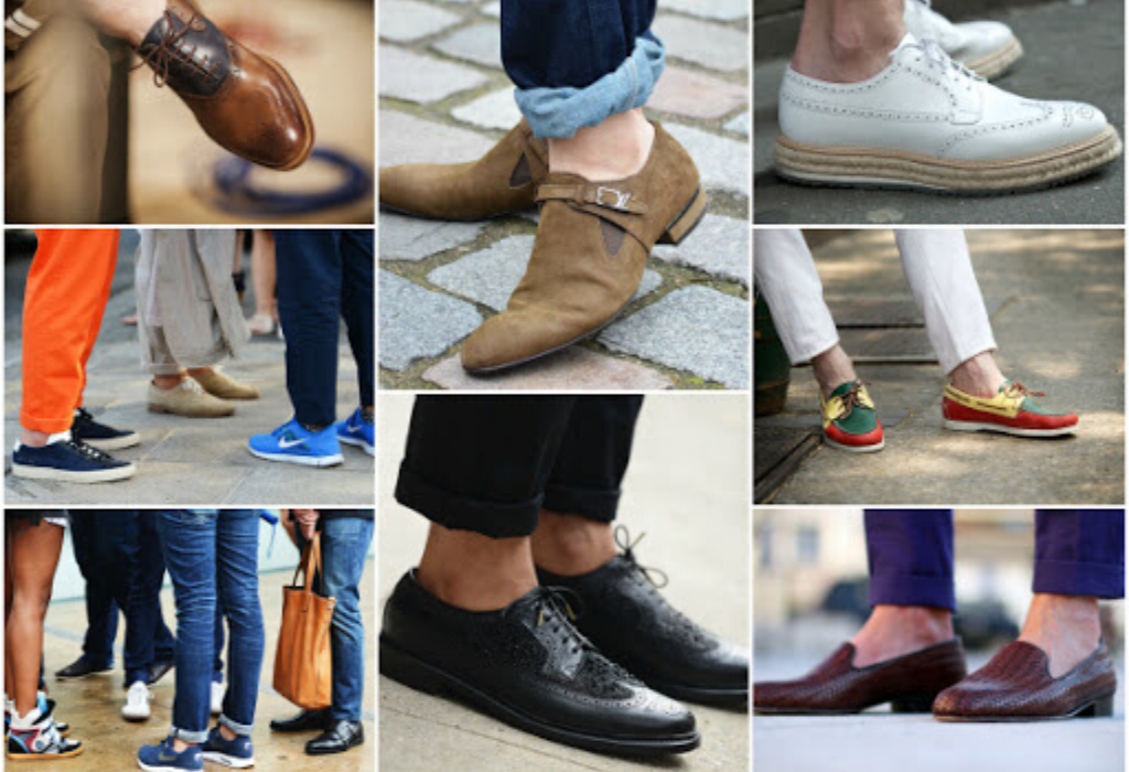 Мужская обувь летняя