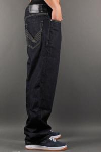 Мужские джинсы багги фит