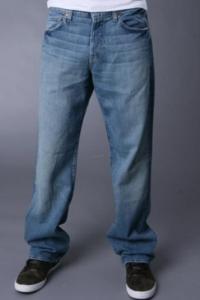 Мужские джинсы лузи