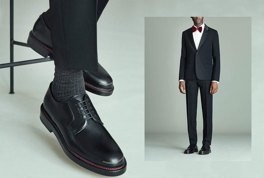 Обувь к смокингу