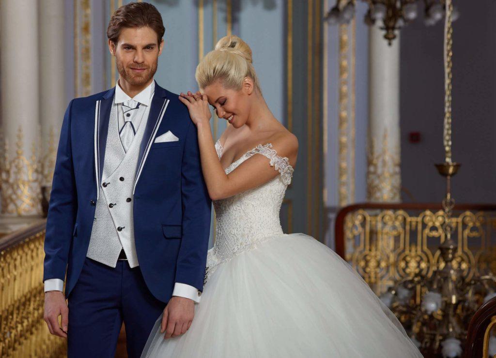 Свадебный смокинг