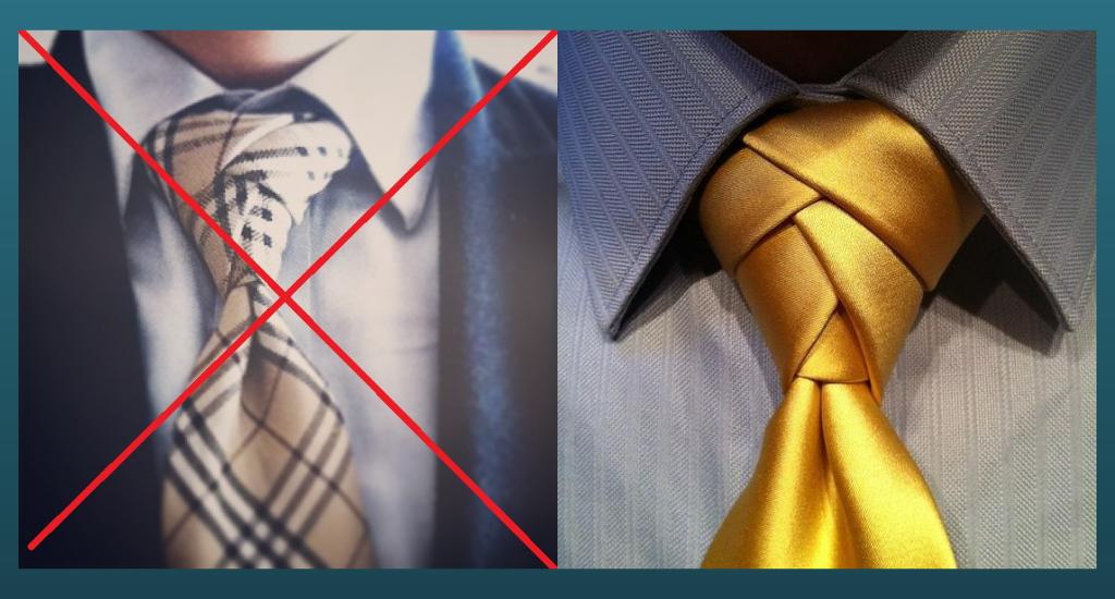 Узел галстука элдридж